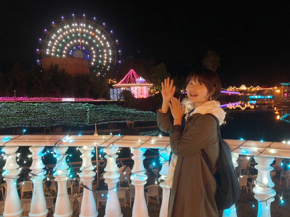 【潜入レポ】NEWレオマワールドの光の世界!